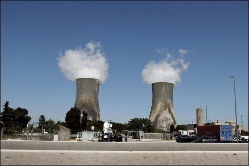 EPR, industrie nucléaire Le-site-du-tricastin