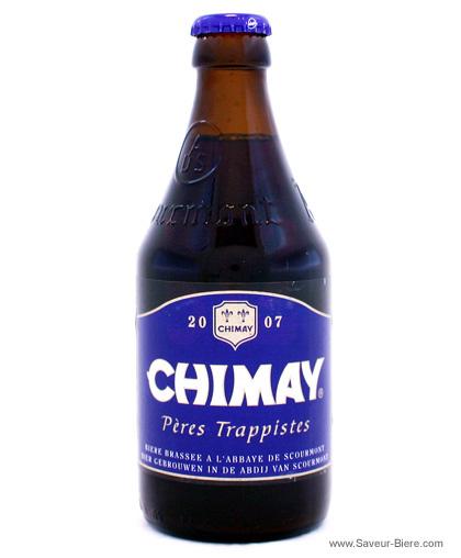 La bière (salon de dégustation) - Page 2 Chimay-bleu