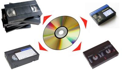 ОЦИФРОВКА ВИДЕОКАССЕТ, запись на DVD, флешки. Ocifrovka