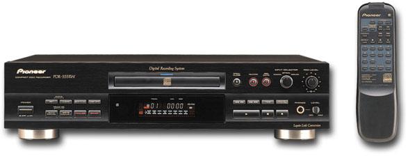 Pioneer Vintage PionnerPDR555RW