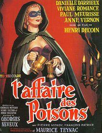 L'Affaire des poisons, de Henri Decoin  35456