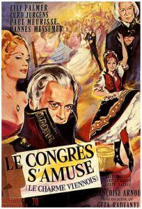 Le congrès s'amuse (Der Kongreß amüsiert sich), de Géza von Radványi  42192