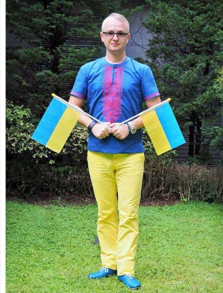 The Situation in the Ukraine. #28 - Page 38 Ambassador-of-Ukraine-to-Germany-Andriy-Yaroslavovych-Melnyk