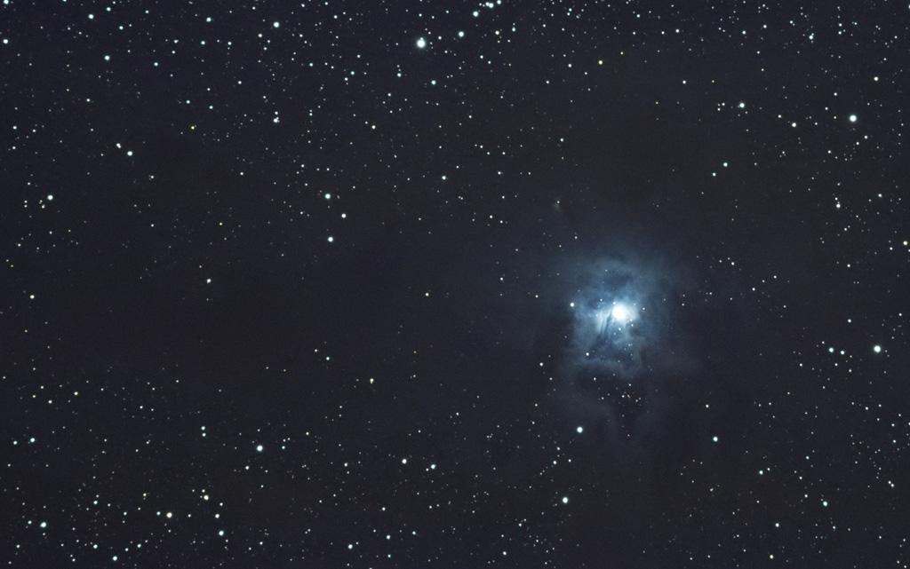 M27 et nébuleuse de l'Iris, stage Astronamur 2017 Iris_230917_filtered_small