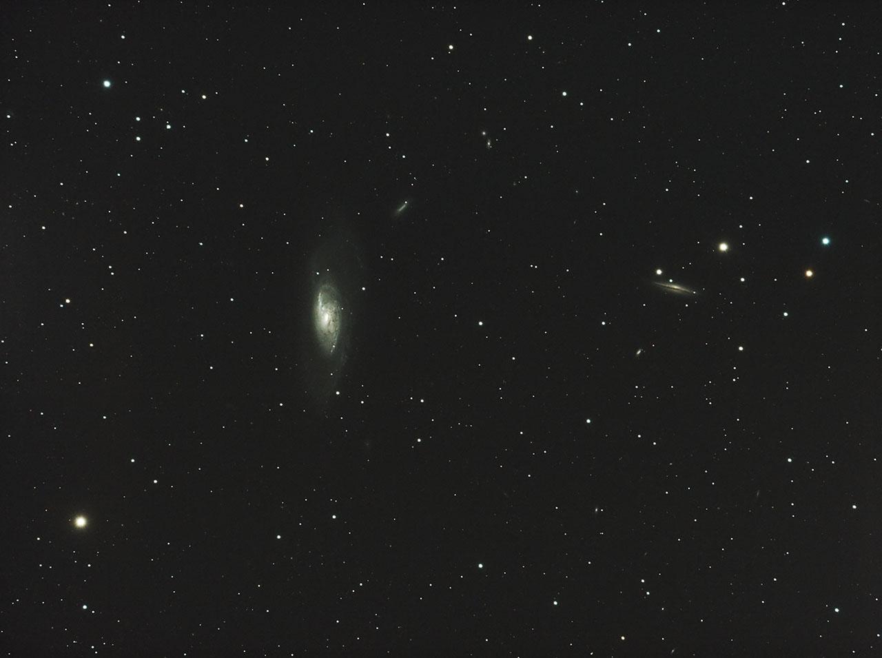 M106 et voisines M106_060311_small