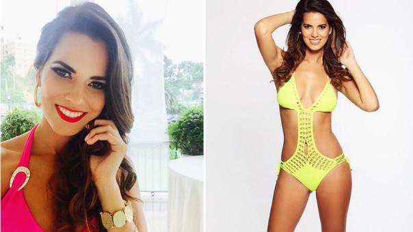 Valeria Piazza, Miss Universo Perú 2016 001900_100605
