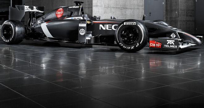 F1 Car Revealings Sauber-etter_3073023