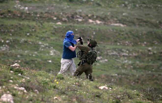 Palestina: Violencia ejercida por Israel en la ocupación. Respuestas y acciones militares palestinas. - Página 14 14909048750457