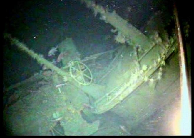 Hallan el primer submarino australiano aliado hundido en la Primera Guerra Mundial 15138550467963
