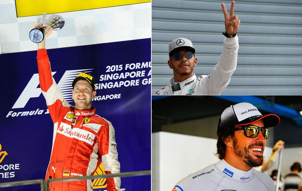 Gran Premio de Singapur 2016 14737550640998