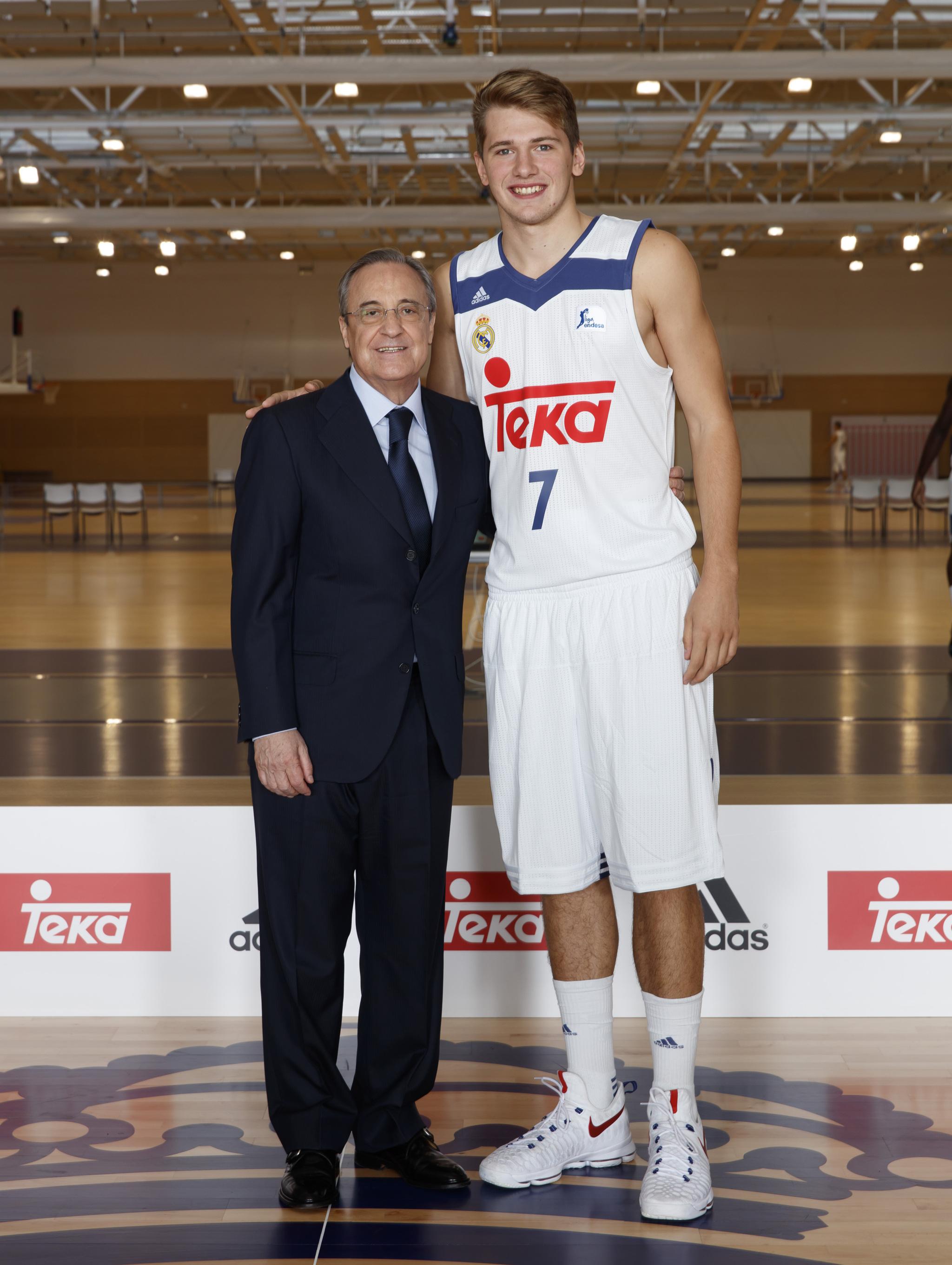 ¿Cuánto mide Florentino Pérez? - Altura - Real height 14743478739237