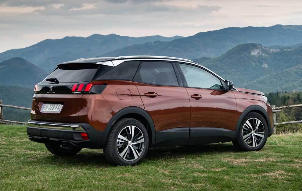 Conducimos el Peugeot 3008: de crossover a SUV (Marca motor) 14766452808253
