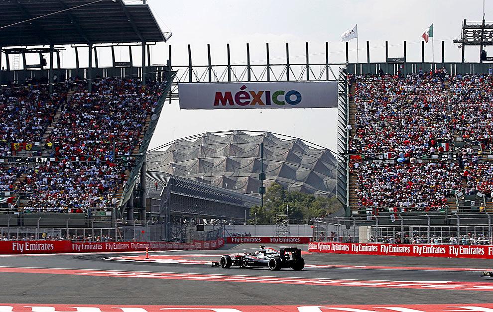 Gran Premio de México 2016 14773933691903
