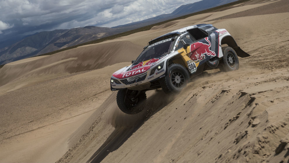 Rally Dakar (coches) 2017 14836404045111