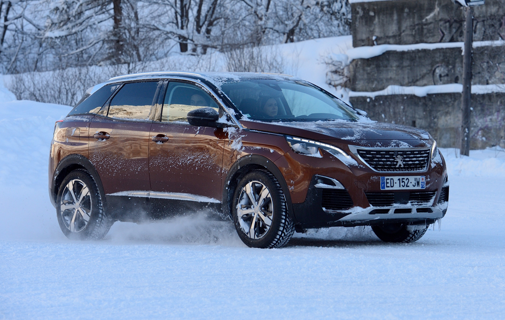 Probamos el Peugeot 3008 en nieve: Capaz de todo 14849330635066