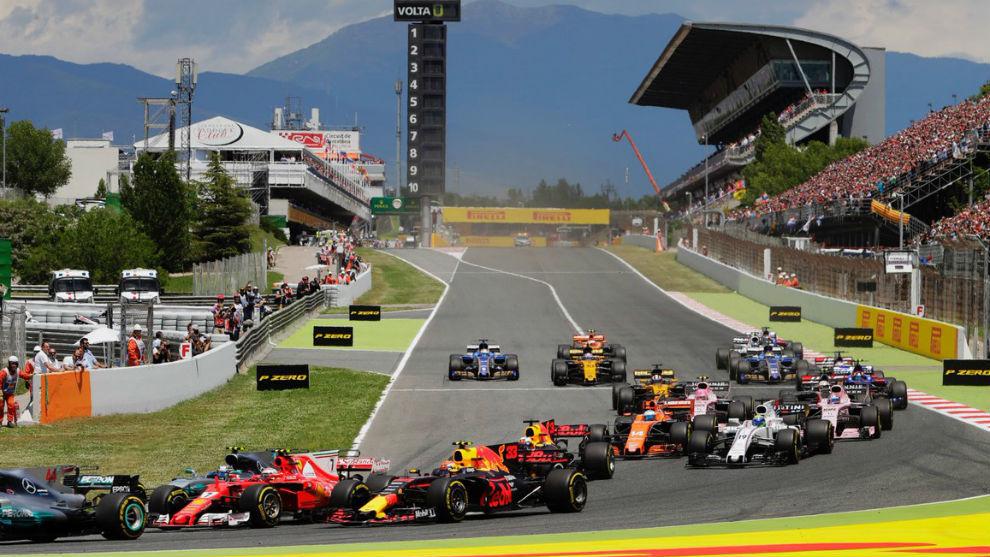 | F1 17 T.XX | Asignación monoplazas Temporada 20 14947644580368