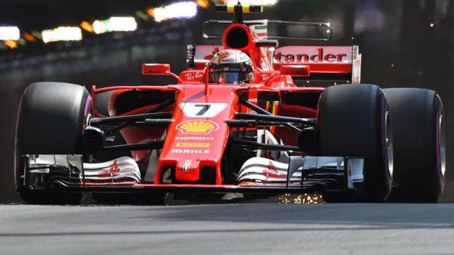 | F1 17 T.XX | Decisión sobre el GP Mónaco  14958904667866