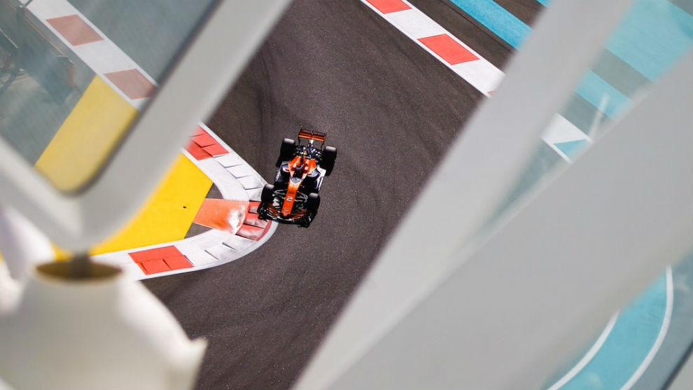 Gran Premio de Abu Dhabi 2017 15115201180535