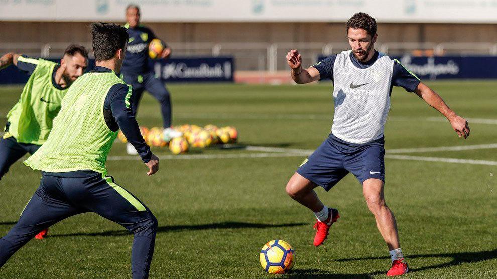 El Málaga jugará el 4 de enero ante el Hamburgo 15145502562601
