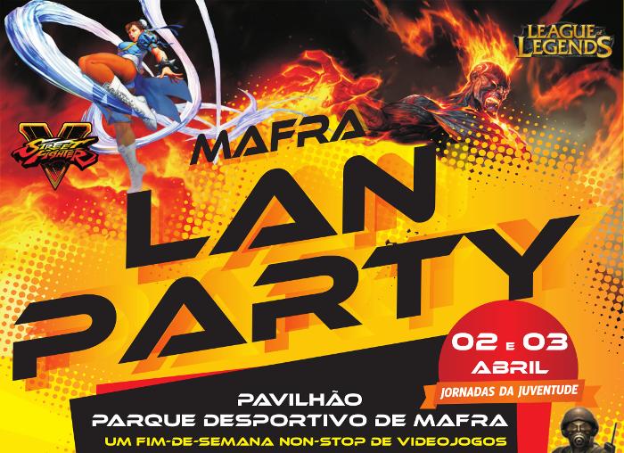 Mafra Lan Party 2016 Lanparty_mafra_2016
