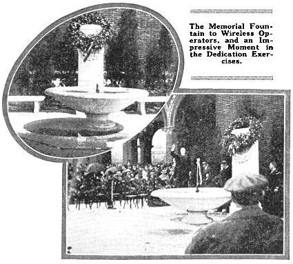 Mémorial à New-York 1915foun