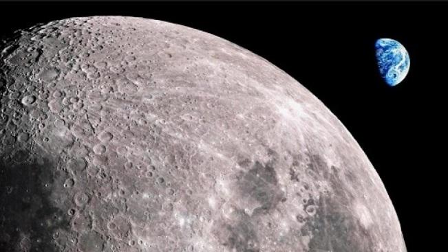 Луна - искусственный спутник Земли? Pro1