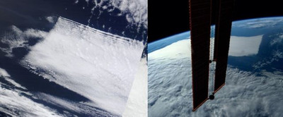 Квадратные облака признак геоинженеринга? S48976534
