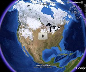 telecharger google earth 4.1 pro Timelapse