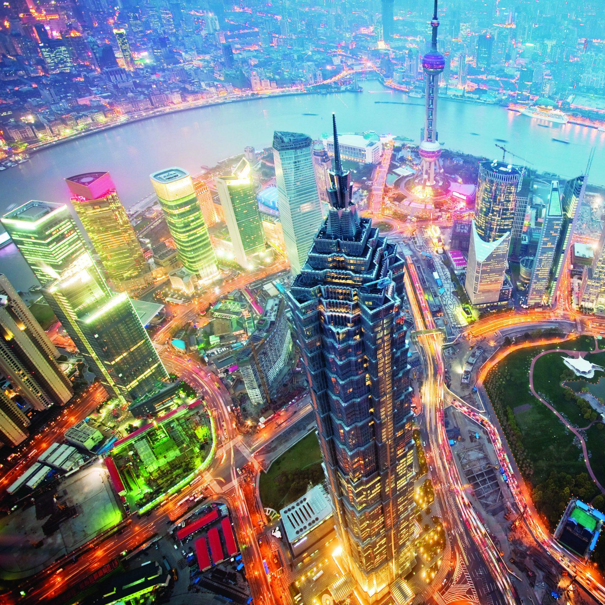 Najviši neboderi svijeta Exterior-Grand-Hyatt-Shanghai