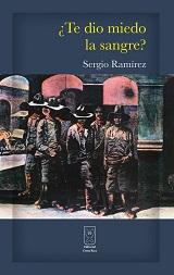 ¿Te dio miedo la sangre? - novela de Sergio Ramírez Mercado - varios formatos  129040