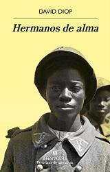 Hermanos de alma - novela de David Diop - varios formatos digitales 139452