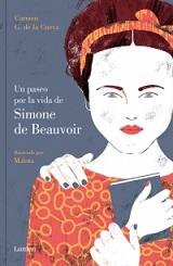Un paseo por la vida de Simone de Beauvoir - Carmen G. de la Cueva - formatos doc y epub 130046