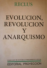 Evolución, Revolución y Anarquismo - Elisée Reclus - formato doc 37347