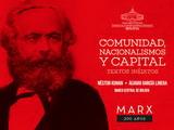 Comunidad, nacionalismos y capital. Textos inéditos. Carlos Marx 200 años - edición de la Vicepresidencia de Bolivia - año 2018 - formato pdf 76777