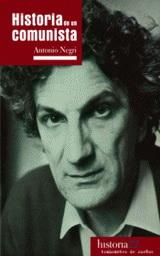 Historia de un comunista - Antonio Negri (Toni Negri) - año 2015 - formato pdf 139178