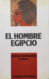 El hombre egipcio - Fabrizio Sergio Donadoni - año 1990 - formato pdf 131569