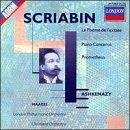 Scriabine - Oeuvres symphoniques 21X34SV5C1L._