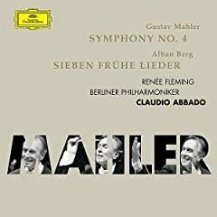 Mahler- 4ème symphonie 312QKAAKTGL._AA240_