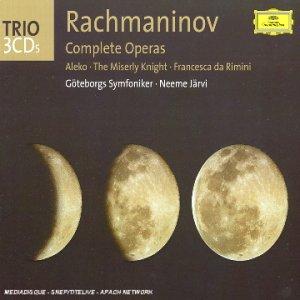 Rachmaninov - Opéras 410ERE29DYL._