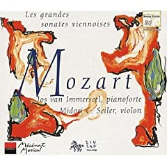 Mozart Sonates pour violon et piano 41NEN1MG88L._AA240_