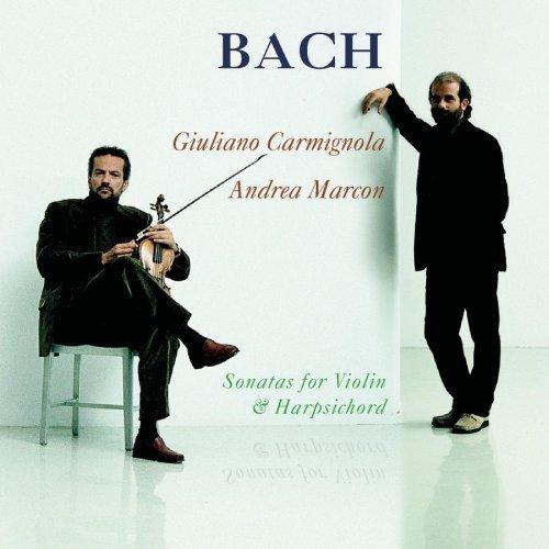 Bach - Sonates pour violon et clavecin BWV 1014-1019 514JNVWQ30L._SS500_