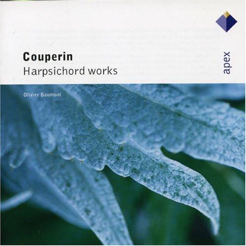 François Couperin - Oeuvres pour clavier 518X76CAFJL._SS500_
