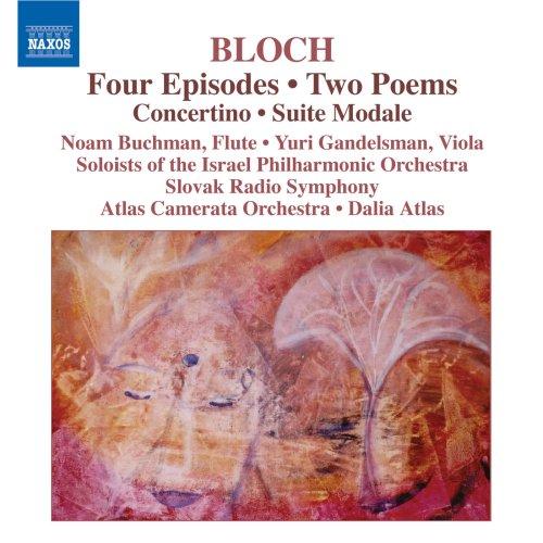 Ernest Bloch (1880-1959) 51QZooyU1GL._