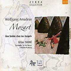 Mozart - Une soirée chez les Jacquin - Gilles Thomé 51S77HF84RL._AA240_