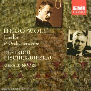 Hugo Wolf (1860-1903) 51X4TJ35PYL._