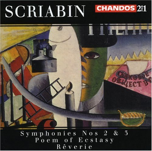 Scriabine - Oeuvres symphoniques 51dvUJA-kgL._