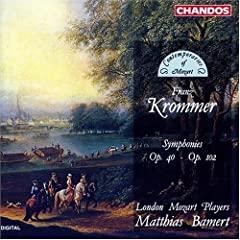 Franz Krommer (1759-1831) 61EE8XG22RL._AA240_