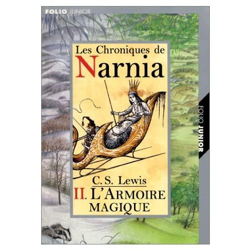 Le monde de Narnia : chapitre 1 2070546438.08._SS500_SCLZZZZZZZ_V1056542097_