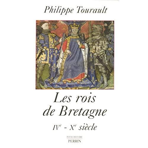 LES ROIS DE BRETAGNE IV-X de Philippe TOURAULT 2262019088.08._SCLZZZZZZZ_SS500_