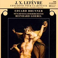 Jean-Xavier Lefèvre - Concertos n° 3, n° 4 et n° 6 B00006BCG9.01._AA240_SCLZZZZZZZ_